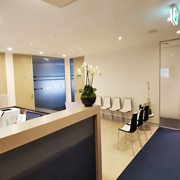 Modern Medical Consulting Suites in the heart of Sydney's CBD