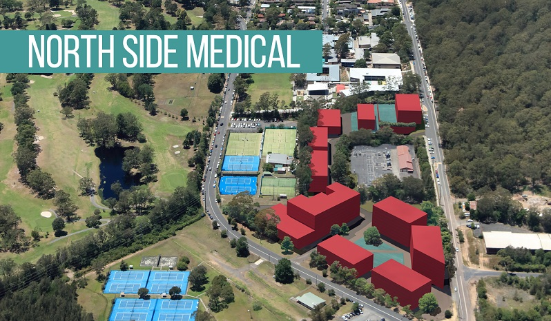 GOSFORD'S NEWEST PRIVATE HOSPITAL / NORTHSIDE PRIVATE HOSPITAL AND SPECIALIST MEDICAL PRECINCT